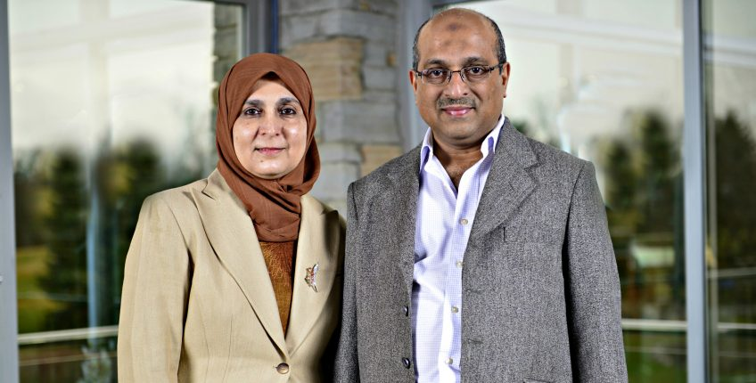 Zaibunnisa and Mohammed Ghazipura own the Minuteman Press design, marketing, and printing franchise located at 1015 Matheson Blvd. E., Unit 2; Mississauga, Ontario, Canada. http://www.minutemanpressfranchise.ca