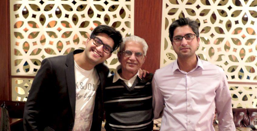 Saqib Tariq, Tariq Choudhary, and Faisal Tariq, Minuteman Press franchise owners, Beltline, Calgary, Alberta, Canada. http://www.minutemanpressfranchise.ca