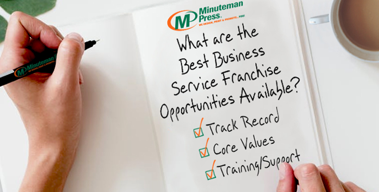 What Are the Best Business Service Franchise Opportunities Available? https://minutemanpressfranchise.ca
